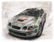 CELICA ST205 WRC