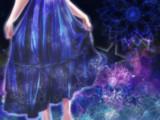 星空ドレス