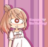 お誕生日おめめ!