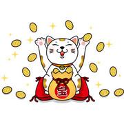大判小判!!! @招き猫 @ 板橋英希