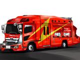 もしもテイセンが新型レンジャーのバス型救助を作ったら