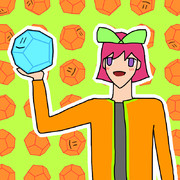 十二面体と少女