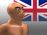 秋葉原に英国国旗が上がると人が一人死ぬという伝説