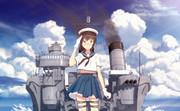 艦これ同人アニメ イメージボード「帽フレ」