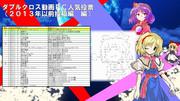 ダブルクロス動画PC人気投票 結果発表【2013年 以前編】