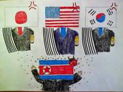 日米韓の節分