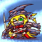 傭兵の双刀