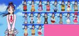 プリキュア制服コレクション7