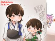 加賀さんと春日丸
