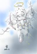サイキッカーMS「エンゼルハロオゥ」銀