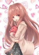 バレンタイン球磨ちゃん