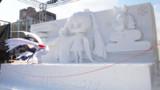 第69回さっぽろ雪まつり【雪ミクステージ】