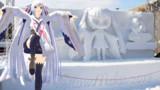 第69回さっぽろ雪まつり【雪ミクステージ】2