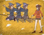 【壁画】レイラインターミナル