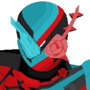 仮面ライダービルド RH ローズコプターフォーム