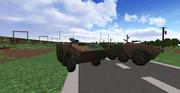 【MCヘリ】96式装輪装甲車 A/B型