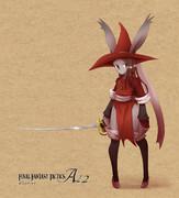 FFTAi2:伊織赤魔道士