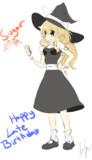 Sugary birthday