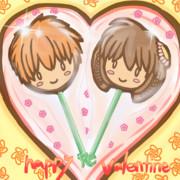 バレンタイン!!こたことチョコ!!♥