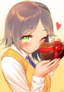 黒潮からのバレンタインチョコ