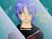 Rainbow_Girlを聴いて描いてみた