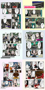 【MMD漫画】「バレンタインデー」突発ダムディー漫画
