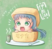 いらこモナカ(ワンドロ)