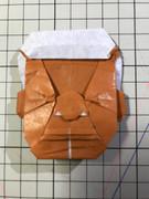即興創作折り紙3