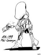 RX-199 モル・ゲッソーヤ