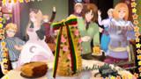 【APヘタリアMMD】サコティスでお祝い【リトアニア誕2018】