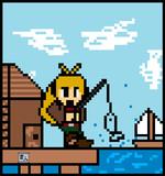 釣り師マキ