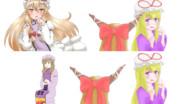 クラピー☆2期のYKRとSIK