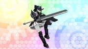【艦これFIX】神通オルタ バルバドス武装