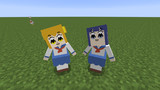 【Minecraft】ポプテピピック【littleMaidMob】