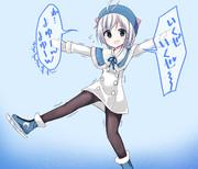 フィギュアスケートシロちゃん~