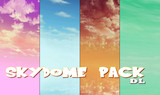 MMD - Skydome Pack (DL)