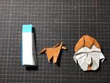 即興創作折り紙9