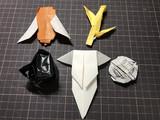 即興創作折り紙13