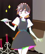 高級レストランでバイトしているkofji姉貴