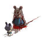 鼠の皮を被ったWEB姉貴
