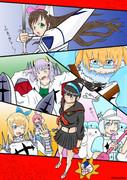 【バーチャルYouTuber×キルラキル】四天王!