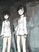 竹井と坂本2