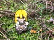 魔理沙と小さなキノコ