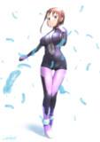 [リクエスト]須美の勇者服用インナースーツを着た萩野千秋
