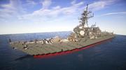 アーレイバーク級駆逐艦(ちょっと違うけど...)