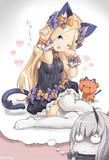猫の日アビゲイル