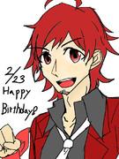 てんてる誕生日おめでとう!