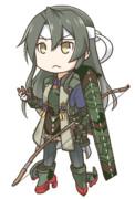 デフォルメ瑞鶴(決戦仕様)