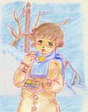 日本豊満化計画・・着ぶくれだもん冬太りじゃないもん・・