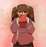バレンタイン龍驤ちゃん